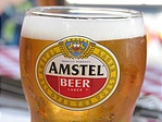 Csapolt sörből Amstel van