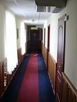 Ezen a folyosón jutottunk el a lakosztájunkhoz