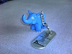 Kék Elefánt Vándorbogár 2