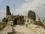 A vár romjai