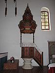 Szószék és korona