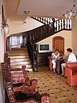 Faragott lépcső