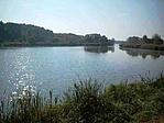 A Deseda tó részlete