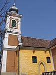 a templom