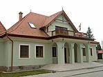 A látogatóközpont
