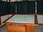 Dombortérkép