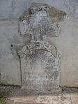 egy régi sírkő