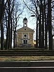 A kálvária kápolna