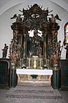 """a """"kicsi"""" barokk oltára"""