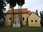A templomdomb