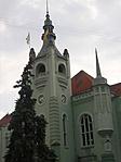 városháza tornya