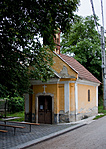 Szentjánoskúti kápolna