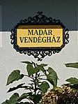 Madár vendégház