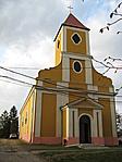 Szentháromság templom - Sellye