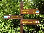 Turistainformációs tábla