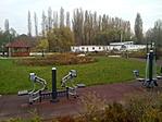 Köztéri Edzőpark, Pétfürdő