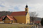 Magyarürögi templom  Forrás: GCMUNB ládaoldal