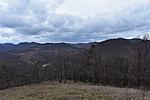 Szkalka-hegy felé