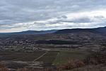 Cigány-hegy, Nagy-Rigócska felé