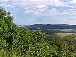 Kilátás a Budai-hegyekre