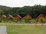 Csattogó-völgyi Pihenőházak