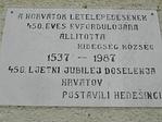 A Polgarmesteri Hivatal oldalán található tábla