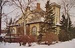 A kastély télen