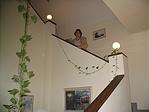 Feljárat az emeletre