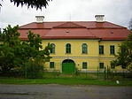 A vármegyeháza ma nevelőotthon