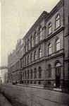 A református gimnázium 1888-ban elkészült épülete a Lónyai utcában