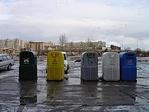 A hulladékgyűjtő sziget