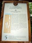 Információs tábla a bejáratnál