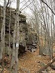 A barlanghoz vezető út