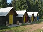 A kisházak