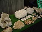 Kalcitkristályok
