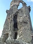 A megmaradt torony