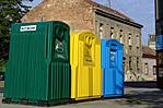 Szelektív hulladékgyűjtő