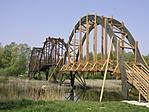 A híd délkelet felől