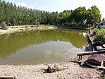 tó - a túloldalról