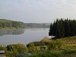 a Szentgyörgyi tó