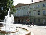 Volt vármegyeháza