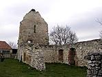Gyulafirátót - kolostorrom