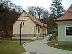 Az erdei iskola épülete