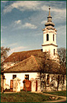 Köröshegy, Református templom