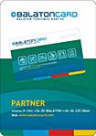 Balaton Turizmus Kártya (BalatonCard) elfogadóhely: 10% kedvezmény