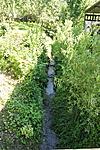 Patak a kertben