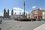 Hradec Králové - a Nagy tér