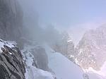 A Halstätter-gleccser teteje a klettersteigról (Mecklenburgband), ...