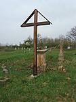 A temető központja