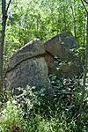A szikla  Forrás: GC3000 ládaoldal